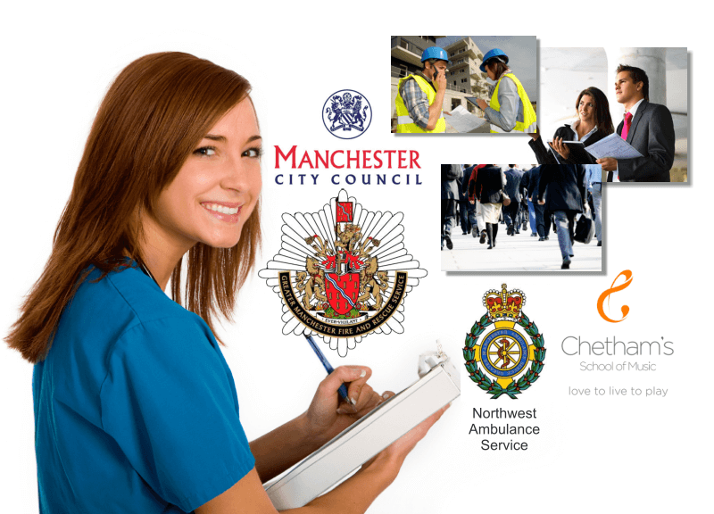 Metro Physio - Ergonomic Assessment at our Manchester physiotherapist and Merseyside Physio Clinics