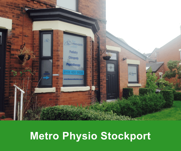 Stockport - Metro Physio