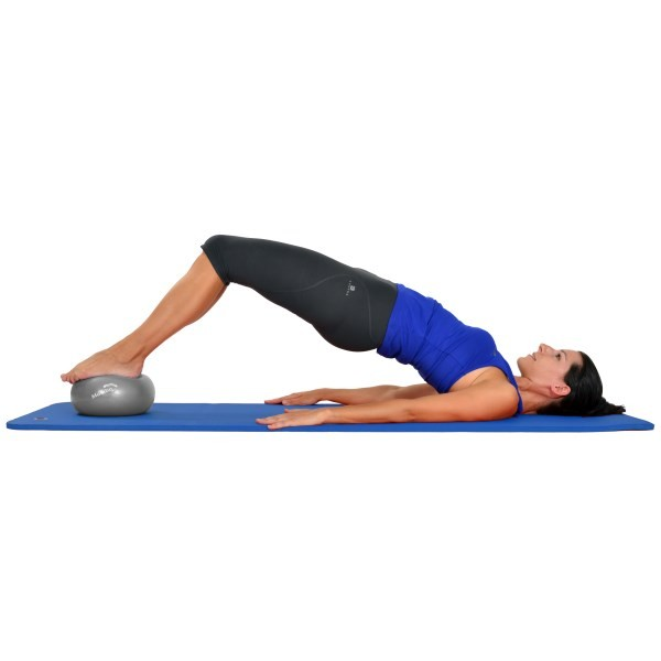 mambo exercise mat in blue
