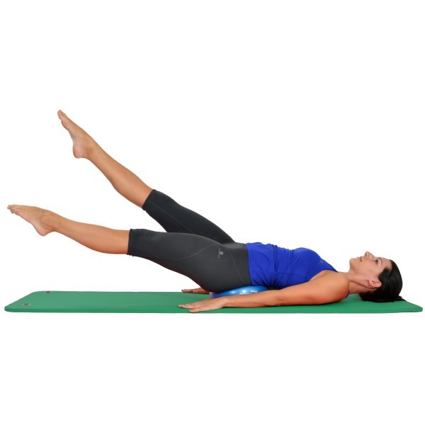 mambo exercise mat in green