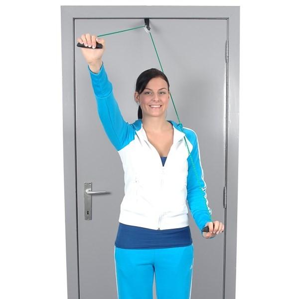 MSD shoulder rope pulley
