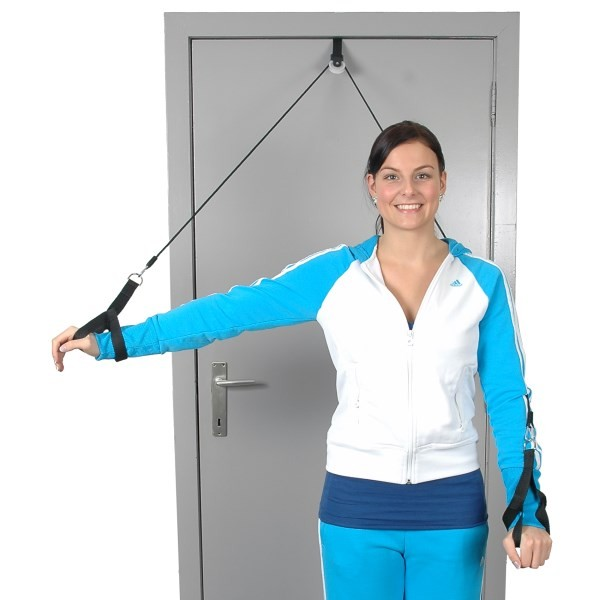 MSD shoulder rope pulley hand supports