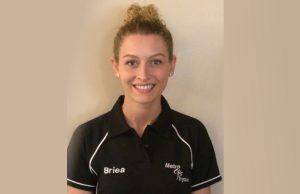 Briea Denney Sports Rehabilitator
