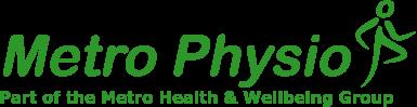 Metro Physio logo